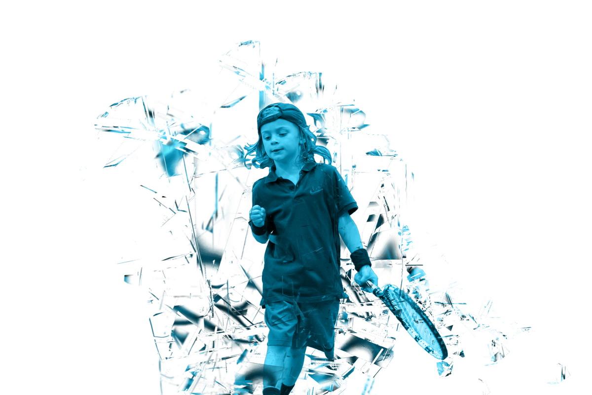 Kids evolution court warrior Psihološki razvoj