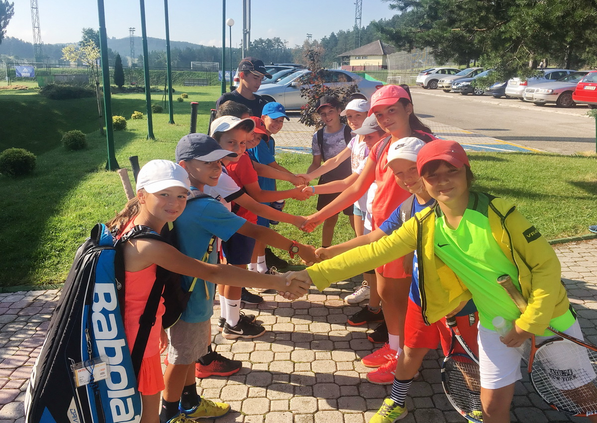 letnji teniski kamp